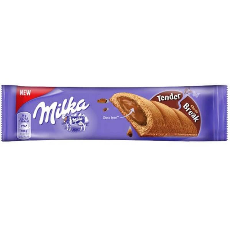 Milka Tender Break Choko 26 г
