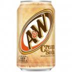 A&W Cream Soda 0,355L