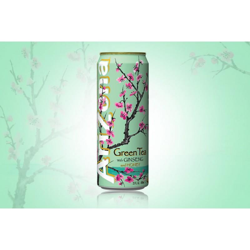 Arizona Green Tea 0,340L