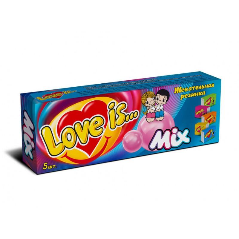 Love is Mix (5 вкусов)