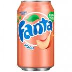 Fanta Peach (Персик) 0,355L