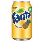 Fanta Pineapple (Ананас) 0,355L