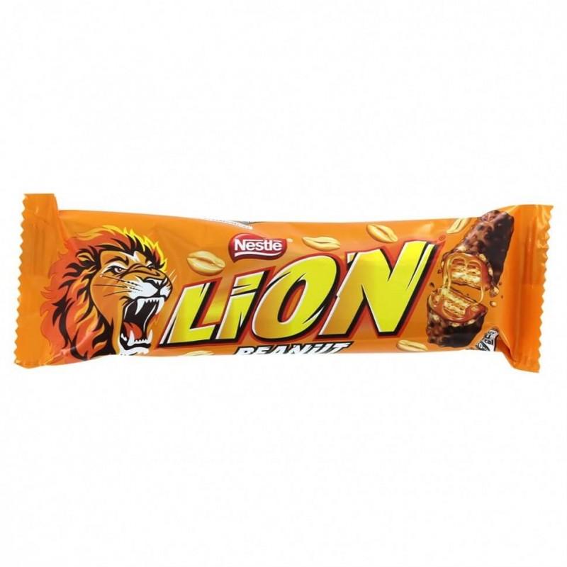 Батончик Lion Peanut Butter (Арахисовое масло)