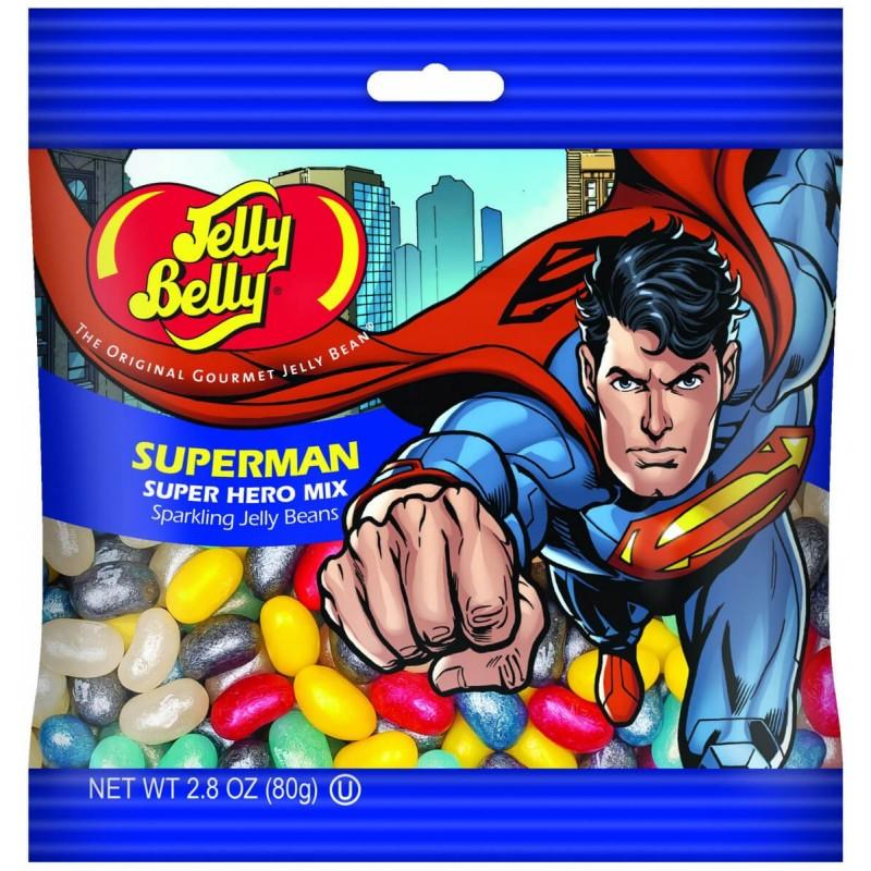 Jelly Belly Super Hero Superman 80 г
