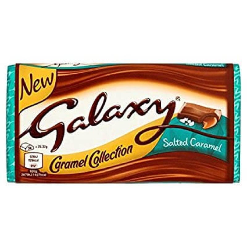Шоколад Galaxy Salted Caramel (Солёная карамель) 135 г