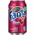 Fanta Cherry (Вишня) 0,355L