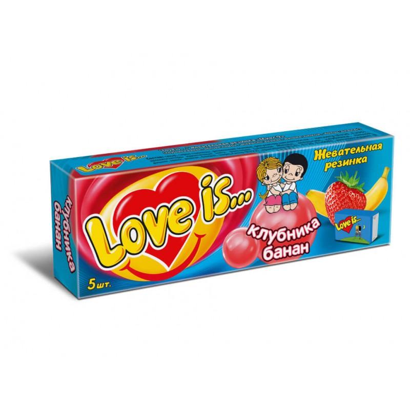 Love is Клубника Банан