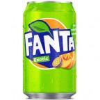 Fanta Exotic (Экзотические фрукты) 0,33L