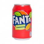 Fanta Raspberry & Passionfruit (Малина Маракуйа) 0,33L
