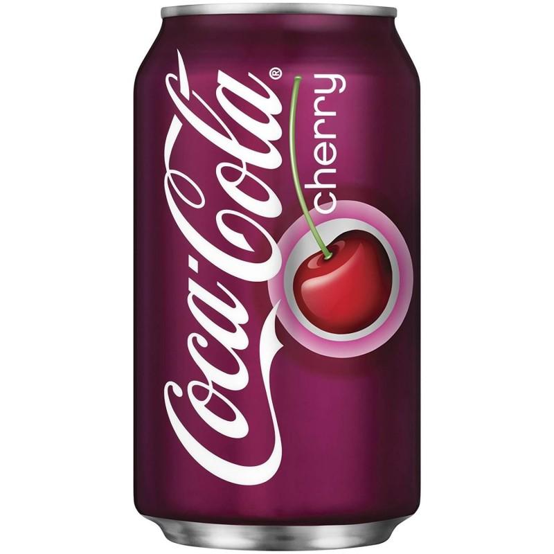 Coca-Cola Cherry (Вишня) 0,33L