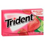 Trident Island Berry Lime (Ягоды и лайм)