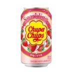 Chupa Chups Sparkling Strawberry (Клубника) 0,345L