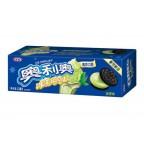 Oreo Ice Cream With Green Tea (Мороженое со вкусом зелёного чая)