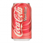 Coca-Cola Vanilla (Ваниль) 0,355L