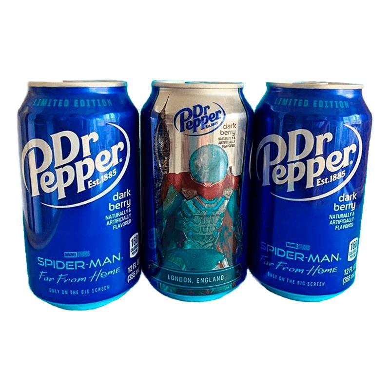 Dr Pepper Dark Berry (Тёмная Ягода) 0,355L
