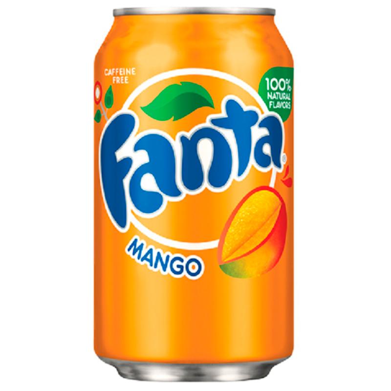 Fanta Mango (Манго) 0,355L