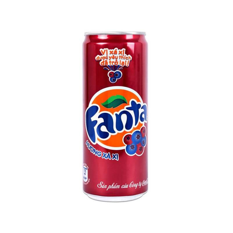 Fanta Xaxi (Смородина) 0,33L