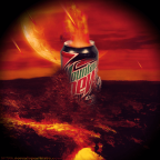 Mountain Dew Code Red (Вишня) 0,355L