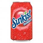 Sunkist Strawberry (Клубника) 0,355L
