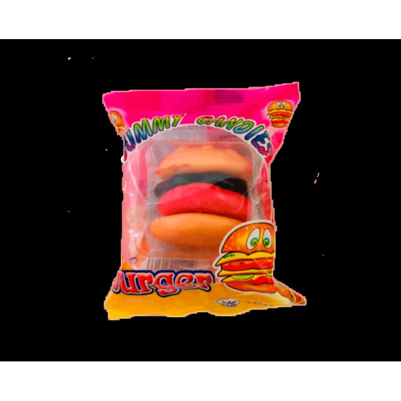 Мармеладный бургер 18 г