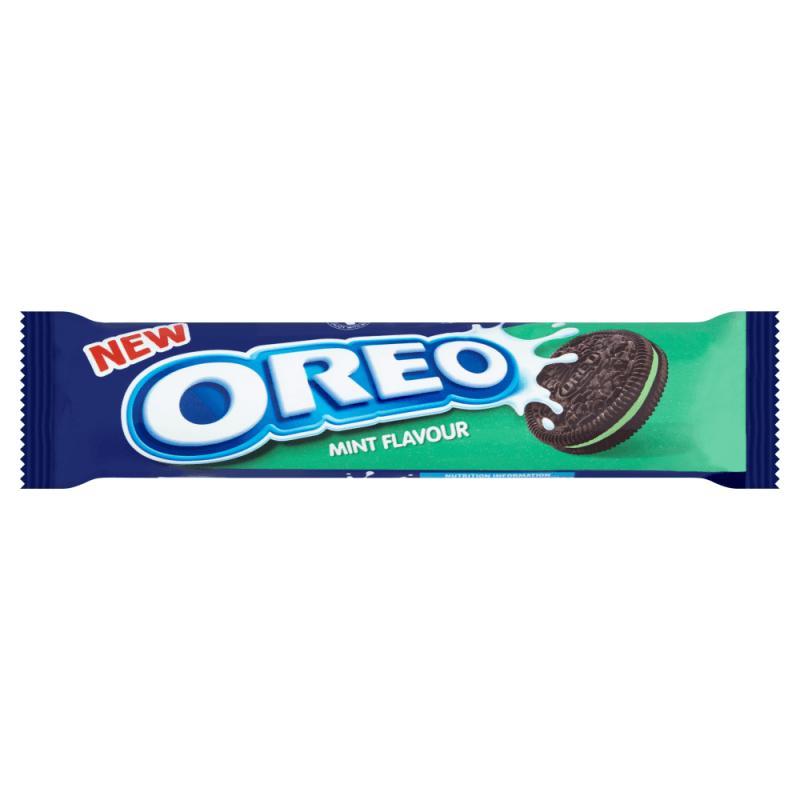 Oreo Mint Creme (Мятный крем)