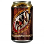A&W Root Beer 0,355L