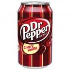 Dr Pepper Cherry Vanilla (Вишня Ваниль) 0,355L