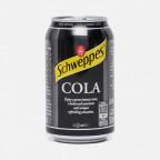 Schweppes The Original Cola (Кола) 0,33L