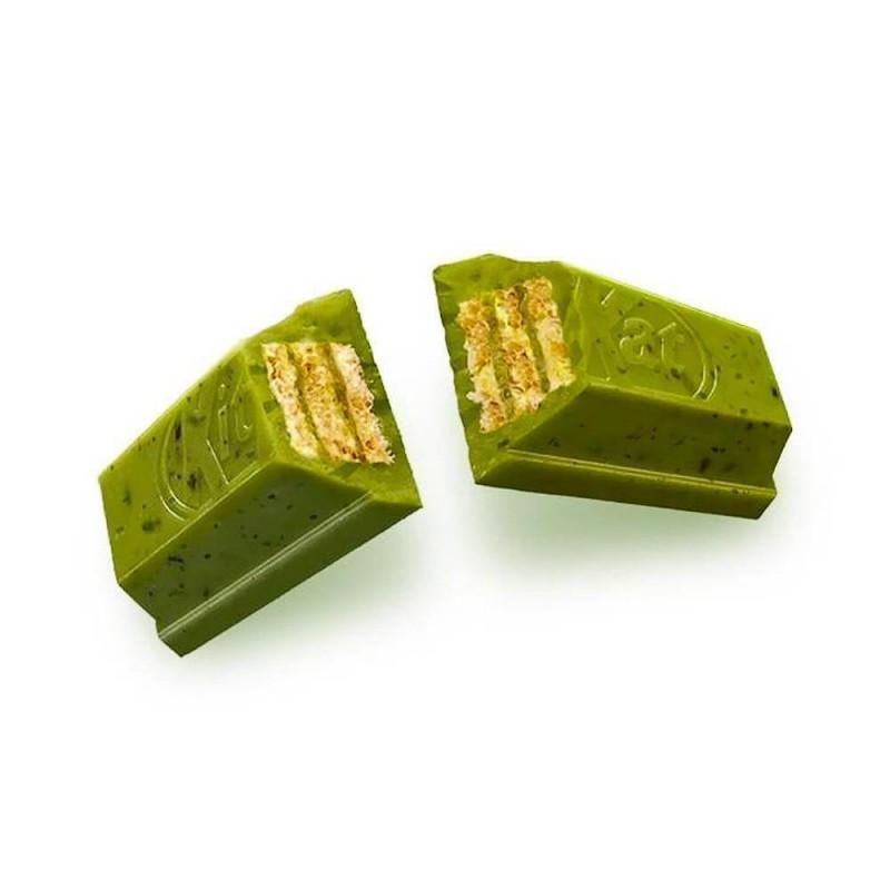 Kit Kat со вкусом зелёного чая
