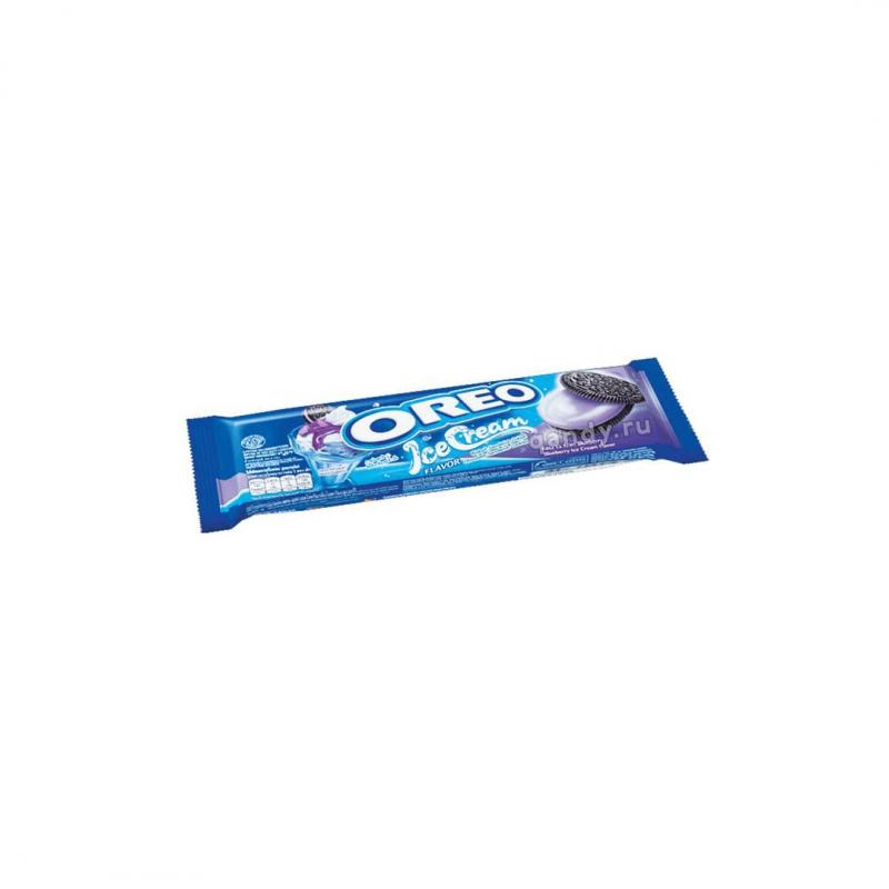 Oreo Ice Cream Blueberry Cookies