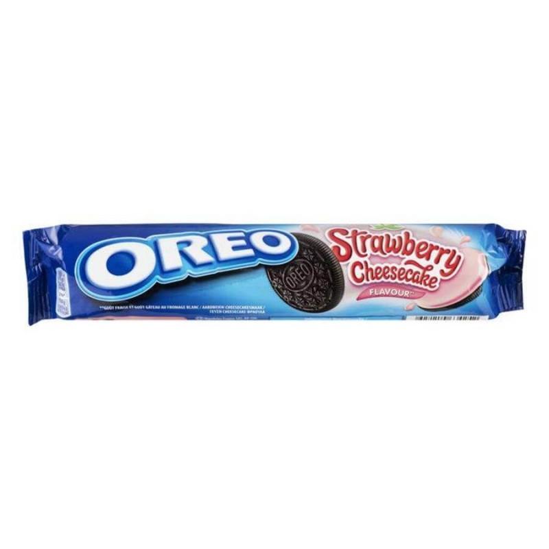 Oreo Strawberry Cheesecake (Клубничный чизкейк) 154 г