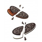 Oreo Thins Vanilla Delight Chocolate Sandwich Cookies (Ванильный восторг)