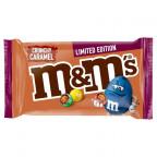 M&M's Crunchy Caramel (Хрустящая карамель) Limited Edition 36 г