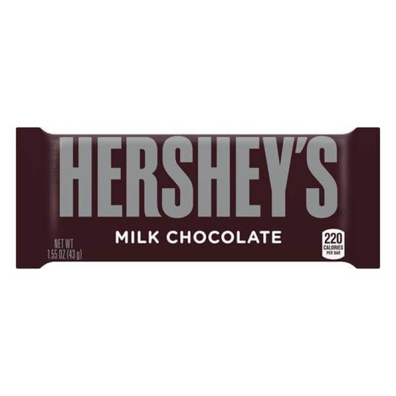 Hershey's Milk Choc Bar