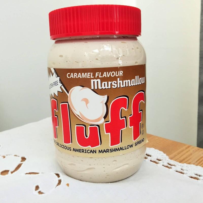 Fluff с карамельным вкусом