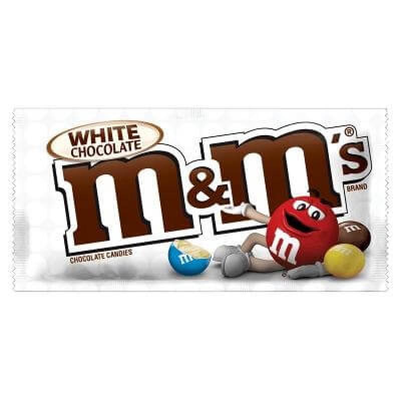 M&M's White Chocolate (Белый шоколад)