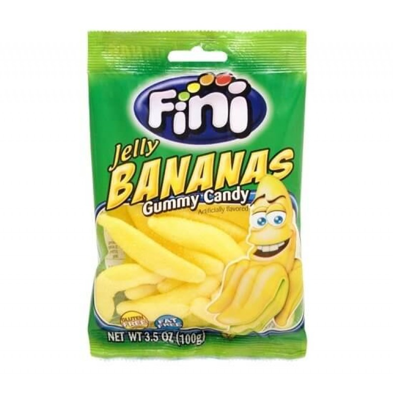 Мармелад Fini Banana (Бананы)