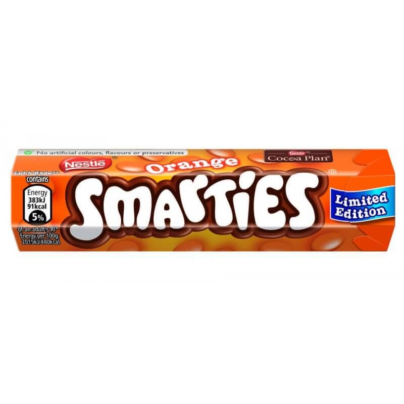 Драже Smarties Orange
