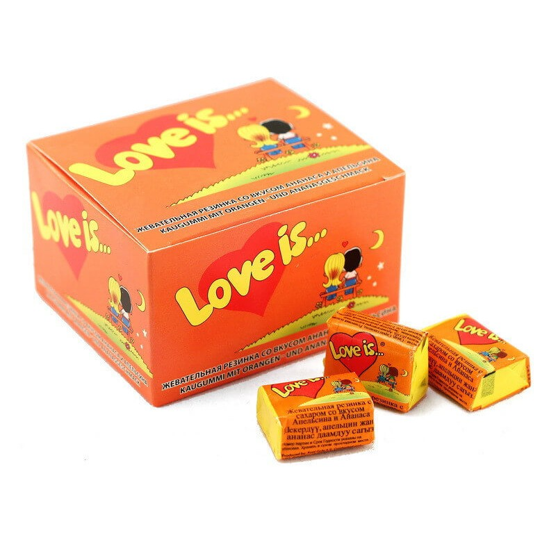 Love is (1 шт)