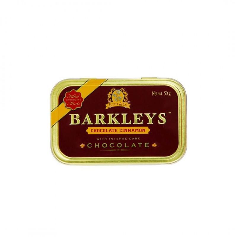 Barkleys Chocolate Cinnamon