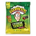 Карамель суперкислая WarHeads Extreme Sour