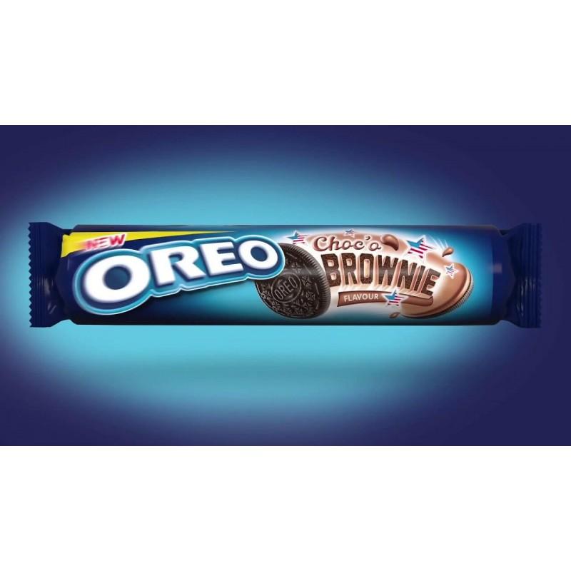 Oreo Choc'o Brownie (Шоколадный брауни) 154 г