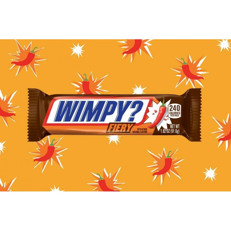 Snickers Fiery (С перцем)