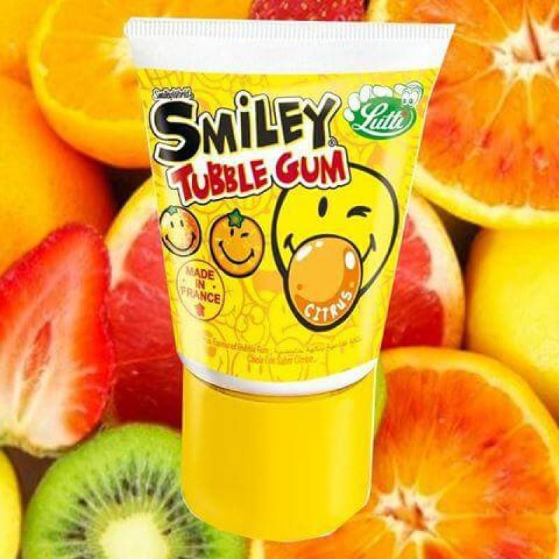 Tubble Gum Smiley (Цитрус)