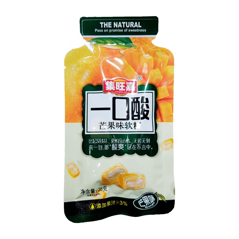 Конфеты Jiwangjia Манго 28 г