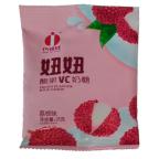 Молочные жевательные конфеты (Личи) 25 г