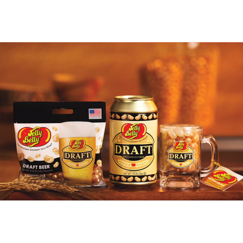 Jelly Belly Draft Beer (Пиво) 99 г
