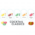 Jelly Belly Cocktail Classics (Классические коктейли) 70 г