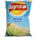 Lays Lime Flavor (Лайм) 70 г