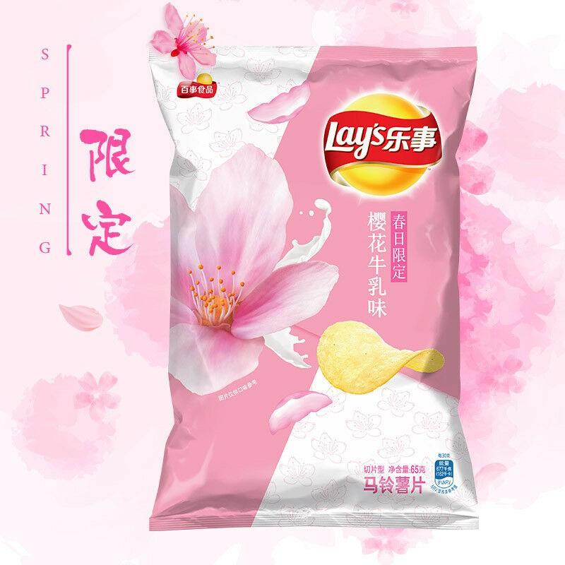 Lays Sakura (Сакура) 65 г